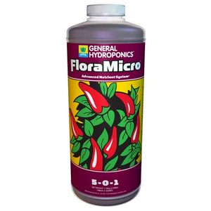 General Hydroponics: FloraMicro - GrowDaddy