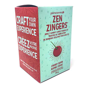 Zen Zingers Gummy Making Kit - GrowDaddy