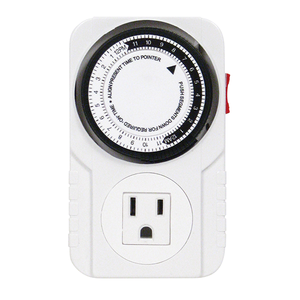 Titan Controls® Apollo® 6 - One Outlet Mechanical Timer - GrowDaddy