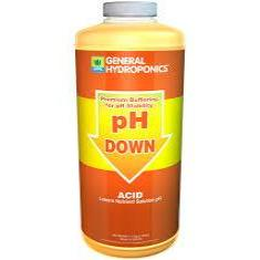 General Hydroponics: pH Down - GrowDaddy