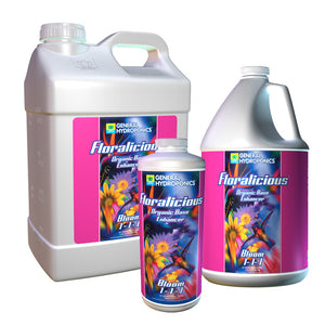 General Hydroponics: Floralicious Bloom 1 - 1 - 1 - GrowDaddy