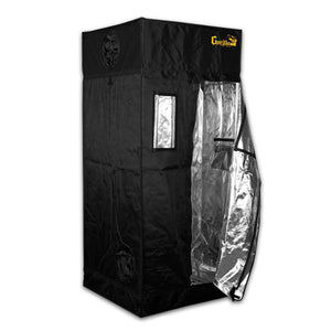 "4x4 Gorilla Grow Tent with 12"" Extension Kit - GrowDaddy"