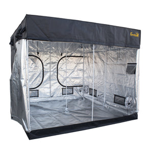 "9x9 Gorilla Grow Tent with 12"" Extension Kit - GrowDaddy"