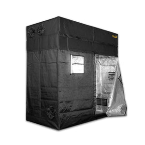 "4x8 Gorilla Grow Tent with 12"" Extension Kit - GrowDaddy"