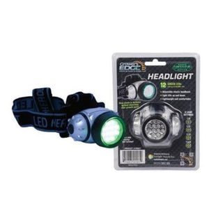 Growers Edge Green LED Headlight - GrowDaddy