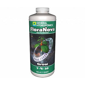 General Hydroponics: Flora Nova Grow - GrowDaddy