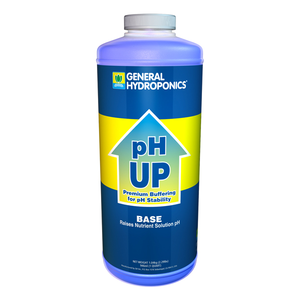 General Hydroponics: pH Up - GrowDaddy