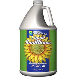 General Hydroponics: Liquid KoolBloom - GrowDaddy