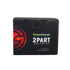GreenPlanet Nutrients: 2 Part Dual Fuel Kit - GrowDaddy