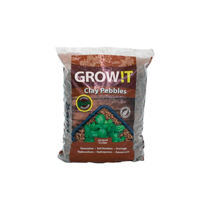 Plant !T Clay Pebbles - GrowDaddy