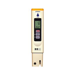 Alfred's HM Digital pH Meter Model PH-80. - GrowDaddy