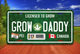 Licensed to Grow License Plate - GrowDaddy