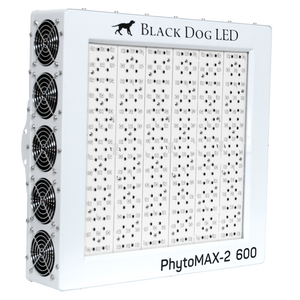 Black Dog LED: PhytoMAX-2 600 LED Grow Lights - GrowDaddy