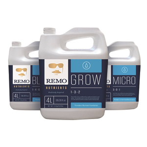 Remo Nutrients: Trio Bundle - GrowDaddy