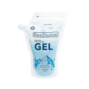 ResOlution Glass Cleaning Gel - GrowDaddy