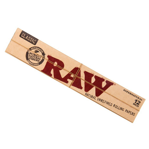 Raw Supernatural 12' Classic Papers - GrowDaddy
