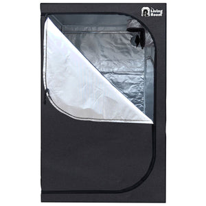 The Living Room Grow Tent 5 x 5 - GrowDaddy