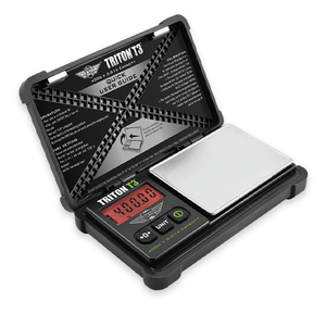 MyWeight: Triton T3 400g x 0.01 - GrowDaddy