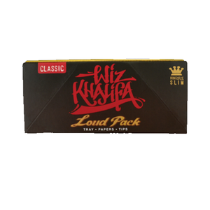 Raw Rolling Papers: Wiz Khalifa Loud Pack - GrowDaddy