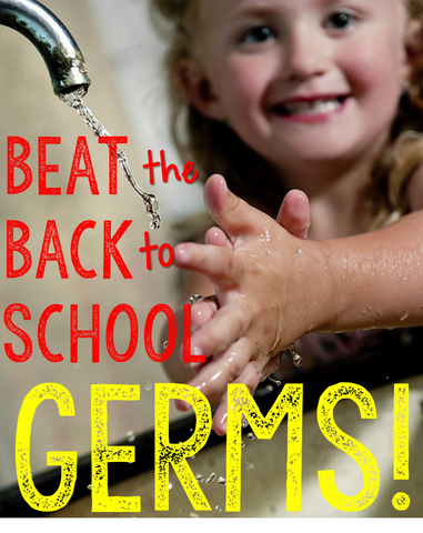 Boost Your Family's Immunity Just in Time for Back-to-School Germs With These Simple Tips and Yummy Recipes!