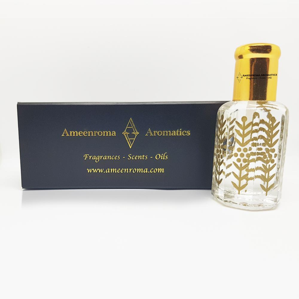 Inspired By Hermes - Terre d'Hermes-Ameenroma Aromatics