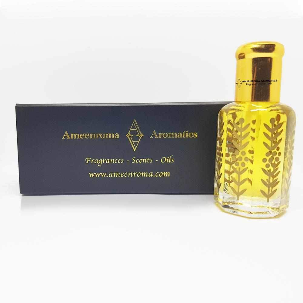 Morning Angels - Non Alcoholic Perfume Oil
