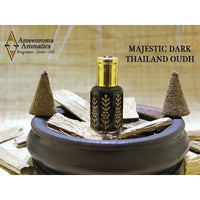 Majestic Dark Thailand Oudh Agarwood Oil
