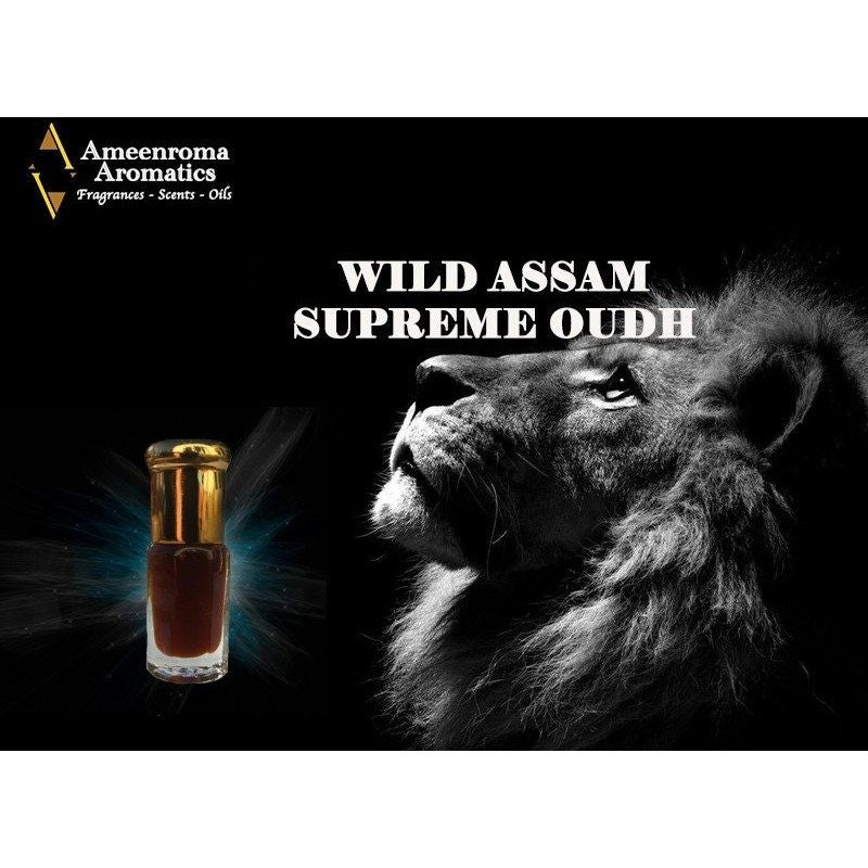 Wild Assam Supreme - Agarwood Oudh Oil