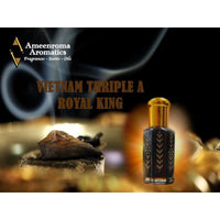 25 Years - Vietnam Thriple A Royal King Oudh Agarwood Oil