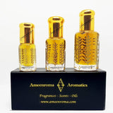 Gold Dust Amber Musk - Non Alcoholic Perfume Oil-Ameenroma Aromatics