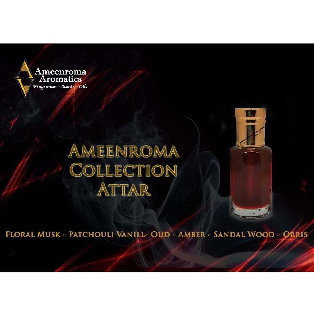 Ameenroma Collection Attar Oil - Gift