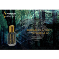 Burmese Oudh Agarwood Oil