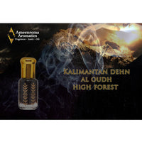 Kalimantan Dehn Al Oudh Royal - High Forest Blend - Oudh Agarwood Oil