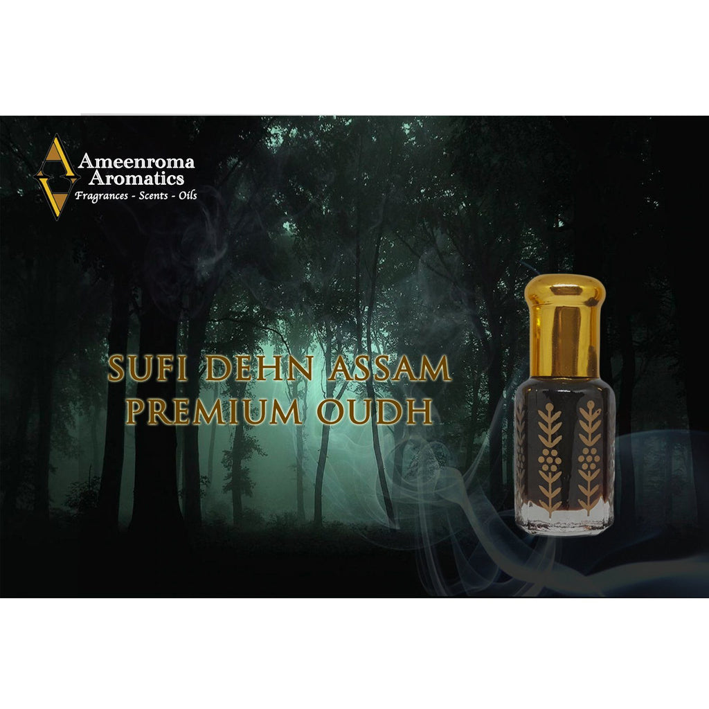 Sufi Dehn Assam - Oudh Agarwood Oil