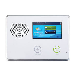 GoControl2 Security Touch Panel with Audio Alerts