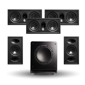TruAudio GHT 5.1 Surround Sound Speaker Package