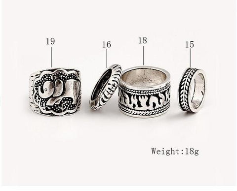 Roots and Sticks online boutique store Ring Set