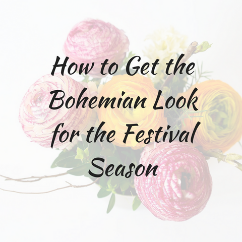 How to fashion the bohemian look for the festive season