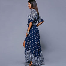Retro Vintage Maxi Long Dress - Roots and Sticks