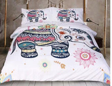 Elephant Duvet Cover Set - Roots and Sticks