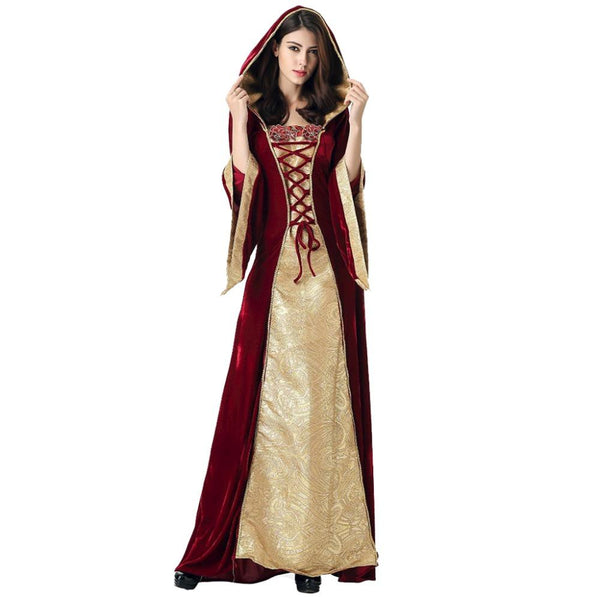 Vintage Gown Medieval Renaissance Dress - Roots and Sticks