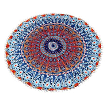 Mandala Meditation Pillow Cover - Handmade - Roots and Sticks