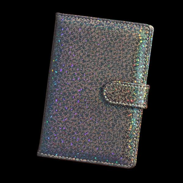 Sparkly Patent Leather Passport ID Travel Case - Roots and Sticks