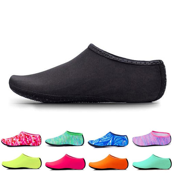 Water Shoes Barefoot Yoga Slip-On Socks