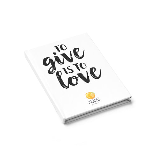 GIVE LOVE Journal