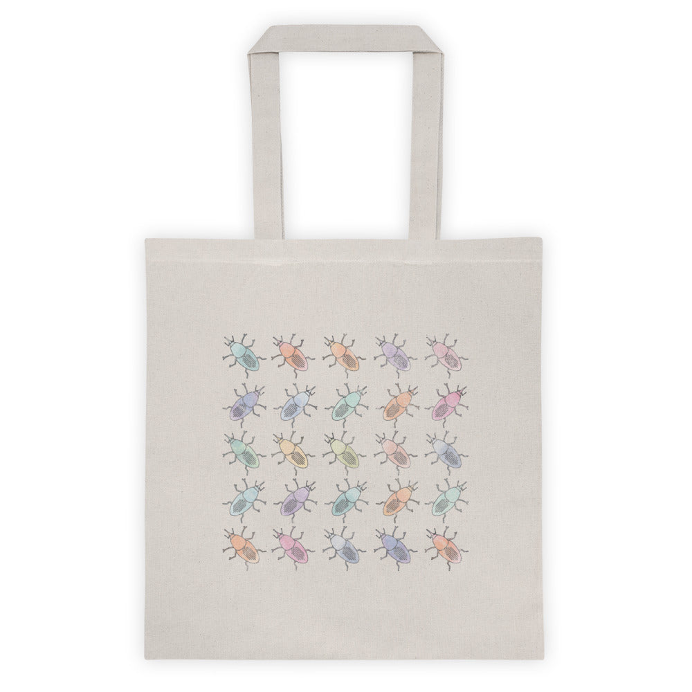 Watercolor Weevil Tote bag