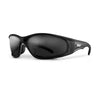 STROBE Safety Glasses - Black - LIFT Aviation