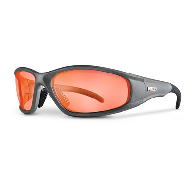 LIFT Aviation - STROBE Safety Glasses - Silver