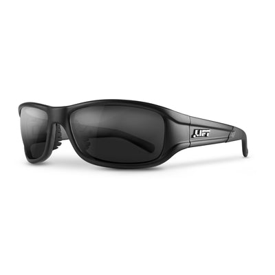 ALIAS Sunglasses - Matte Black - LIFT Aviation
