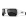 BOLD Sunglasses - White - LIFT Aviation - Pilot Shoes, Flightcaps, Helmets